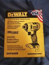 "Dewalt 1/4"" 20V MAX Impact Driver (Tool Only)"