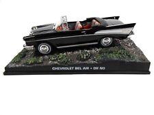 Chevrolet Bel Air Cabriolet - James Bond 007 Dr No - 1:43 Voiture Car DY033