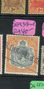 BERMUDA  (PP2507B) KGV KEYPLATE 12/6  FISCAL USED