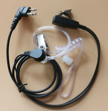 EarPiece Headset MIC For Motorola 2-PIN CLS1110 CP100 CP200 CLS1410 CLS1413