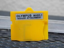 Micro Sd Attachment Masd-1 Camera Tf to Xd Card insert adapter for Olympus Fuji