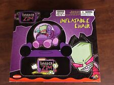 Invader Zim 90's RARE Inflatable Chair NEW Collectible Nickelodeon Viacom