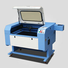 60W CO2 Laser Engraver Cutting Machine Laser Cutter 500mm*700mm  RD System