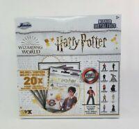 Harry Potter Wizarding World Mystery Bag Mini-figures,20-pack Nano Metalfigs New
