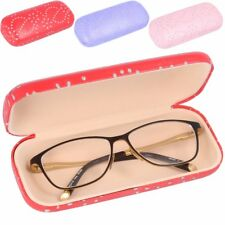 Hard Shell Glasses Case|Large Sunglasses/Reading Spectacle Storage Holder Snap