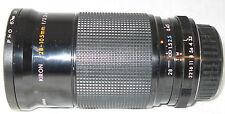 Kiron 28-105mm f/3.2-4.5 Macro Lens 1:4 MC for Pentax 35-80mm