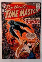 Rip Hunter Time Master #9 DC 1962 VG/FN Silver Age Comic Book 1st Print