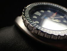 SEIKO NEW TURTLE MOD BEZEL - THE.REVENGE.ONE - MIRROR POLISHED- NTD-05-P