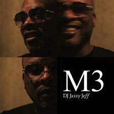 Dj Jazzy Jeff-M3 (UK IMPORT) CD NEW