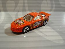 HOT WHEELS  loose  = IROC PONTIAC FIREBIRD  = ORANGE ,  5sp