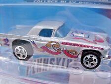 HOT WHEELS Connect Cars: PENNSYLVANIA. '57 Ford Thunderbird.  New in Blister!
