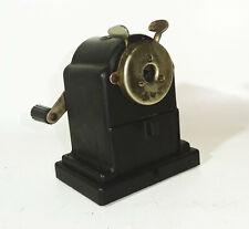 ASW Modell 120 Bleistiftanspitzer Anspitzmaschine Vintage Bakelit Deko !