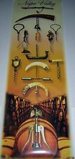 Poster Print 2010 Napa Valley Vintage Corkscrew Collection Asher-Fleming NEW