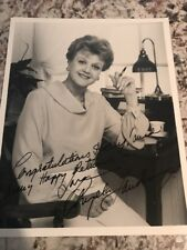 Angela Lansbury 8x10 Autograph SIGNED PHOTO JSA COA Murder Wrote