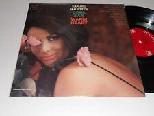 EDDIE HARRIS COOL SAX WARM HEART CL-2168 Wynton Kelly MONO album vinyl Columbia