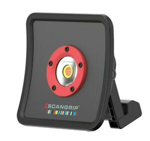 Scangrip Multimatch R 1200 Lumen LED Work Flood Light 03.5652 UK PLUGS UK SELLER