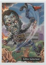 2007 Topps Hollywood Zombies #59 Killfor Sutherland Non-Sports Card 2u6