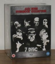 Alex Ross UK Exclusive Blu Ray Steelbook Collection Universal Classic Monsters