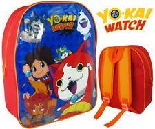 CHILDREN'S YO-KAI WATCH RUCKSACK/BACKPACK  ADJUSTABLE SHOULDER STRAPS BRAND NEW
