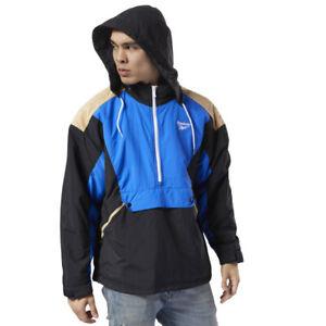 Reebok Classic Vector Anorak Jacket DJ1889 NEW With Tags DJ1889 Retro Style RBK