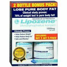 Lipozene Maximum-Strength Weight Loss Capsules 60 Pieces