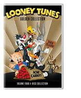 Looney Tunes: Golden Collection Vol. 4  DVD 2020 BRAND NEW FAST SHIPPING