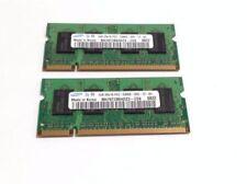 Mémoires RAM Samsung pour SO DIMM 200 broches, 1 Go par module