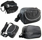 HD Camcorder Shoulder Carry Case Bag For Panasonic HC V130 V250 V550 V750 W850