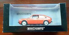 Minichamps Alfa Romeo Alfasud 1974 Red . Sehr Selten
