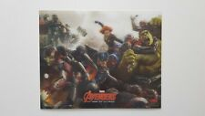 More details for marvel avengers age of ultron hologram picture 10 x 8 inches
