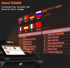 ALL System Diagnostic Scanner ABS SRS Oil Service ESP OBD2 Code Reader FX4000