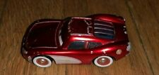 Distressed diecast Toy Car vehicle Red Cars Walt Disney Pixar collectible play