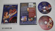Disney's BEAUTY and the BEAST (2 DVDs - Special PLATINUM Edition) OOP FAMILY