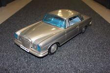 Ichiko (Tin model) Mercedes-Benz 300 SE (length 62 cm) silver with box (JS)