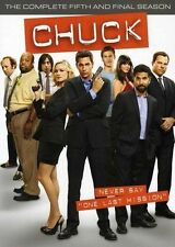Chuck TV Shows Region Code 1 (US, Canada...) DVDs