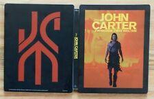 Blu Ray Steelbook John Carter Zwischen zwei Welten Taylor Kitsch