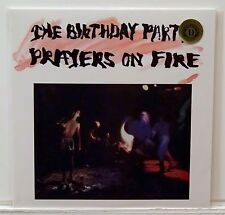 THE BIRTHDAY PARTY Prayers On Fire WHITE COLORED VINYL LP NEW Numbered NICK CAVE