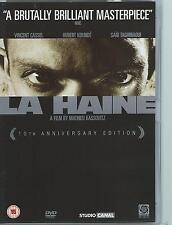 DVD - LA HAINE 10 th anniversary edition FRANCAIS / ENGLISH  region 2