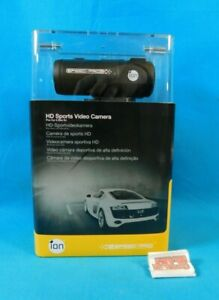 Ion Speed-Pro HD 1080p Sports Video Camera Waterproof 2013 NEW