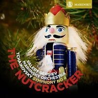 Mariinsky Orchestra - Tchaikovsky: The Nutcracker, Symphony No. 4 [CD]