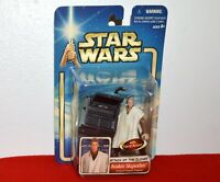 Star Wars Anakin Skywalker Outland Peasant Disguise #01 Action Figure New