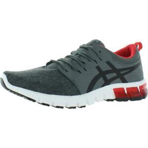 Asics Mens Gel-Quantum 90 Gray Running Shoes Sneakers 12.5 Medium (D) BHFO 2180