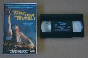 VHS  >Tanz der Teufel 1 <