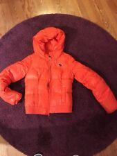 ABERCROMBIE KIDS Girls Puffer Jacket  Coat O RANGE  XL X Large