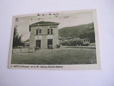 Piacenza - Bettola stazione ferrovia elettrica - non spedita f. p.