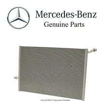 NEW Mercedes C300 C400 C450 AMG Front Auxiliary Radiator Genuine 099 500 20 03