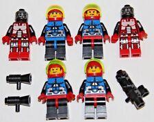 LEGO Lot Spyrius Droid Space Minifigures - Vintage Lego - FREE SHIP!