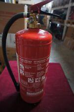 1 Feuerlöscher 6 kg ABC Pulver, Dauerdruck, z.B. Minimax Jockel Protec Gloria