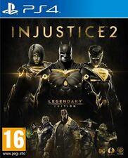 Warner Bros Injustice2 Legendary Edition (GOTY) PS4 Videogame ITA Warner Bros In
