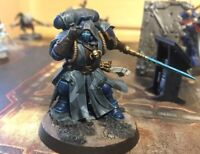 Shadowspear Painted Space Marines Vanguard Librarian Commission Any Chapter